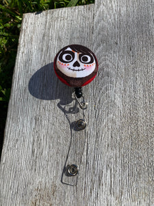 Coco Badge Reel