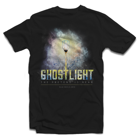 2019 Ghostlight Blue Devils Show T-Shirt