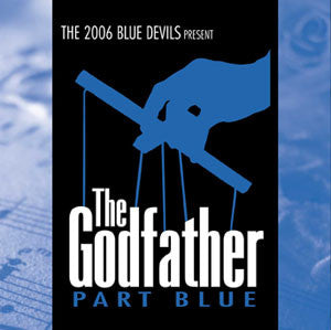 The Godfather, Part Blue (2006) CD