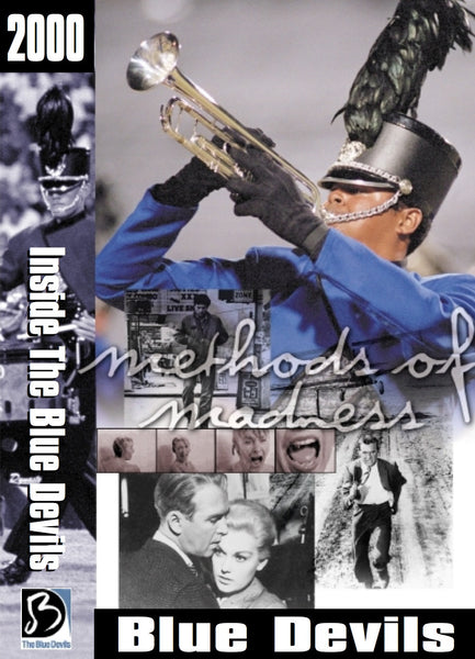 Inside The Blue Devils 2000 DVD