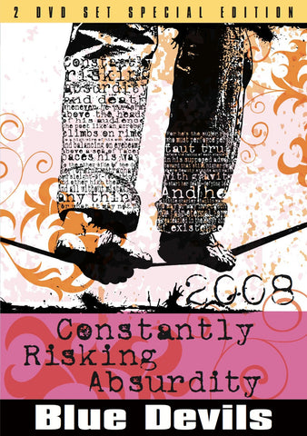 Constantly Risking Absurdity - 2008 Inside BD DVD