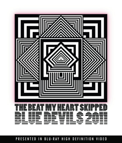 Inside The Blue Devils: 2011 'The Beat of My Heart' Blu-ray Edition