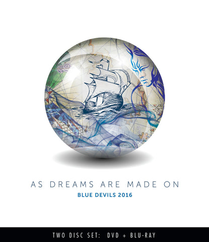 As Dreams Are Made On - 2016 Inside DVD + Blu Ray Combo
