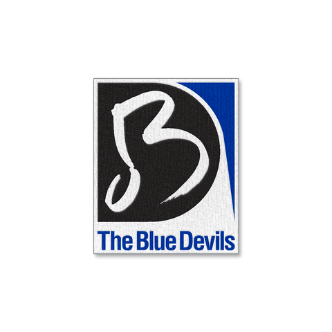 Blue Devils Logo Patch