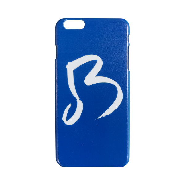Blue Devils iPhone 6 Case - Blue
