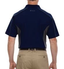 Blue Devils Men's Polo (Navy/Carbon)