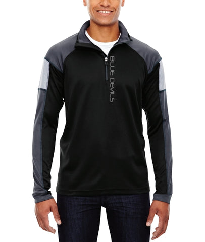 Blue Devils Men's Rehearsal 1/2 Zip