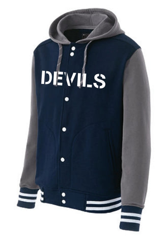 Limited Edition Blue Devils Varsity Jacket