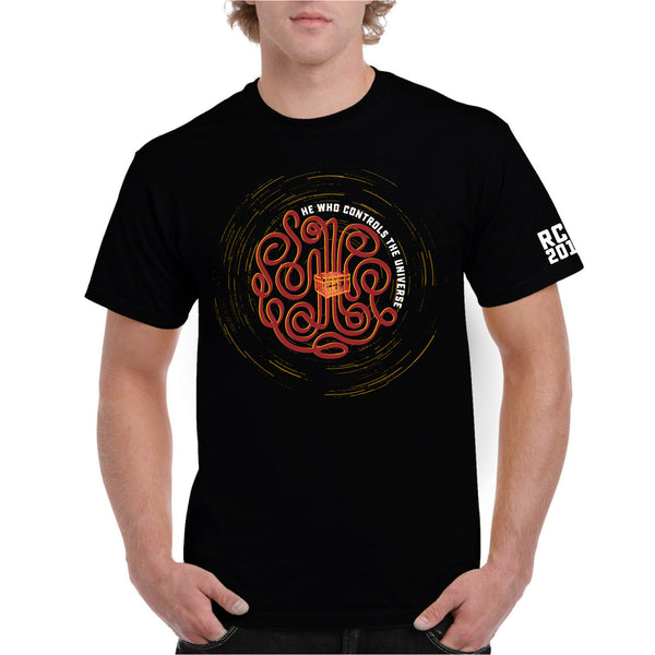 RCC He Who Controls the Universe - 2019 Show Shirt