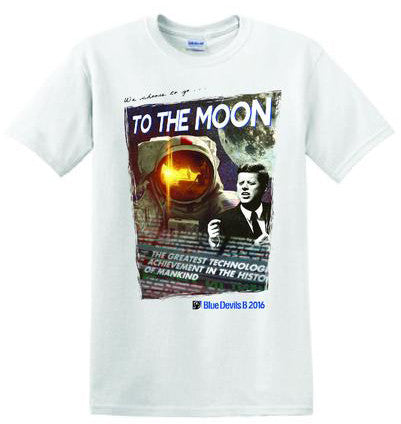 "2016 ""To the Moon"" BDB Show Shirt"