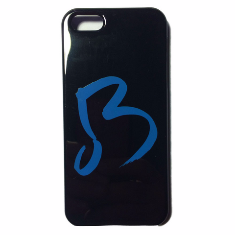 Blue Devils iPhone 6 Case - Black