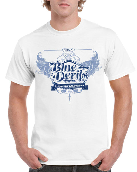 Blue Devils Adult Hipster T-Shirt