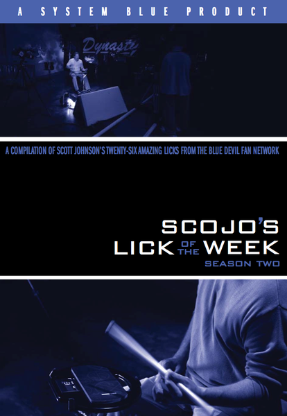 ScoJo Lick of The Week - Season Two