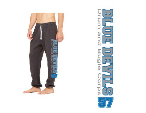 Blue Devils Drum and Bugle Sweatpants