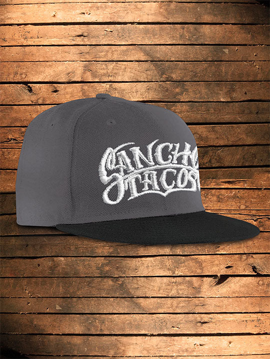 Sancho's Tacos Athletic Laser-Cut Polyester Perforated Hat
