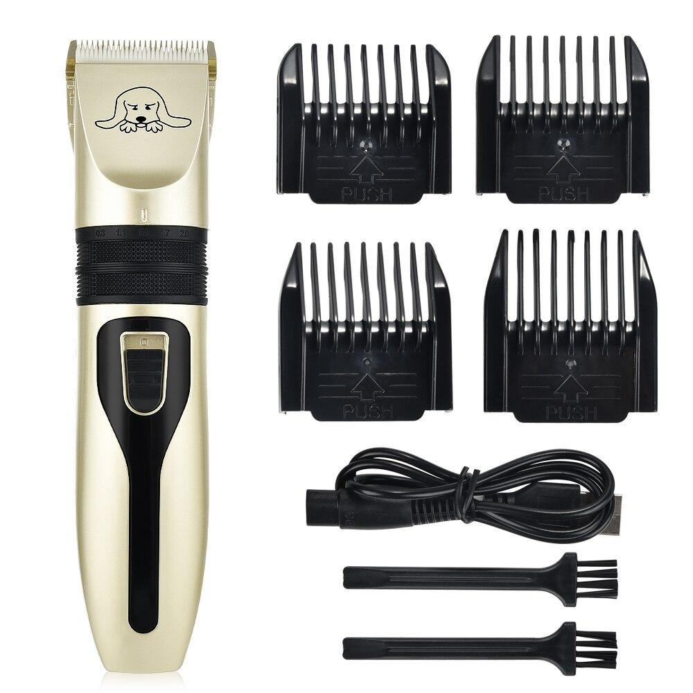 Dog Hair Clippers Low Noise - Shop it Big