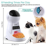 Pet Feeder WiFi Android iOS - Shop it Big