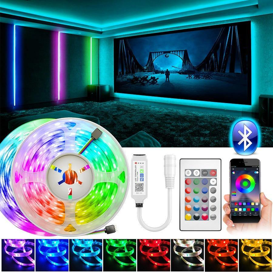 LED Strip Lights Set Waterproof 12V - Shop it Big
