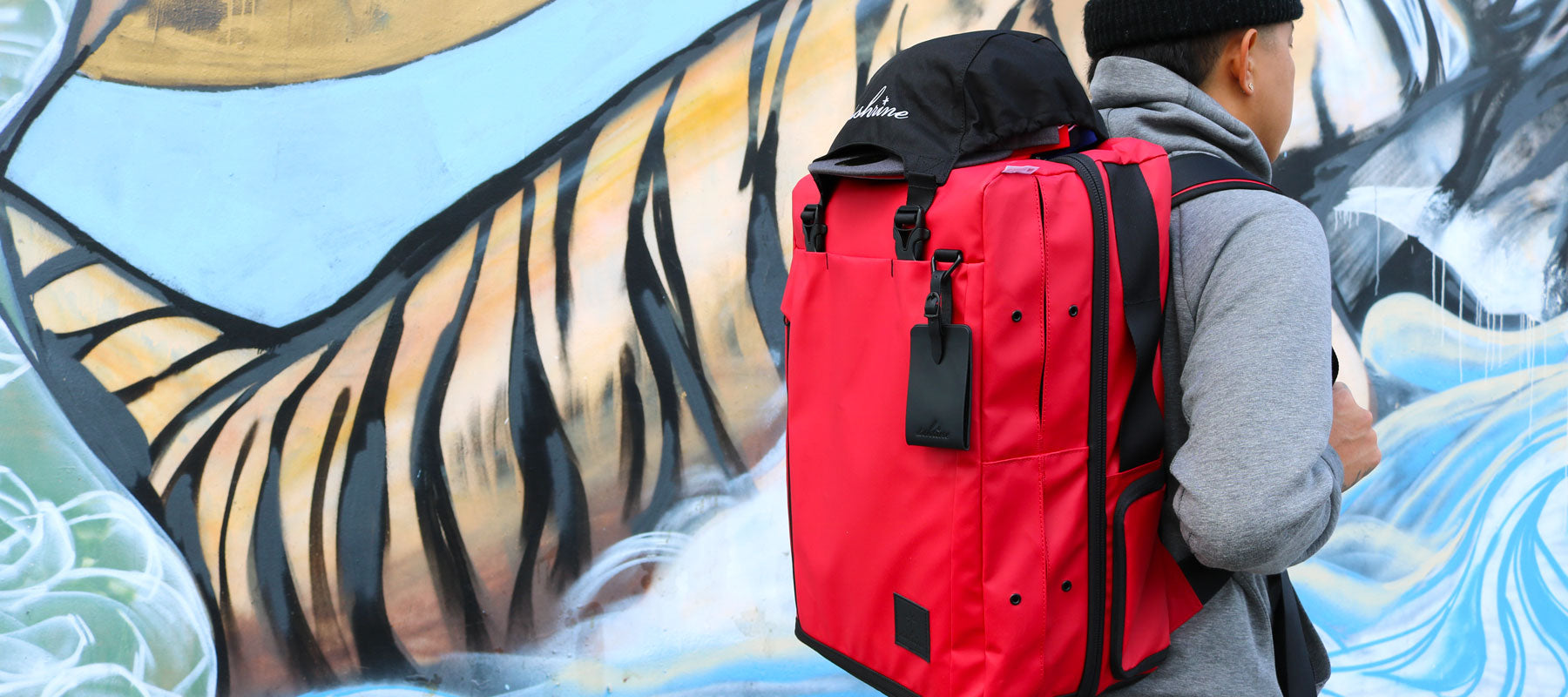 Celebrate the Year Of The Rat w/ The Shrine Co. Red Weekender