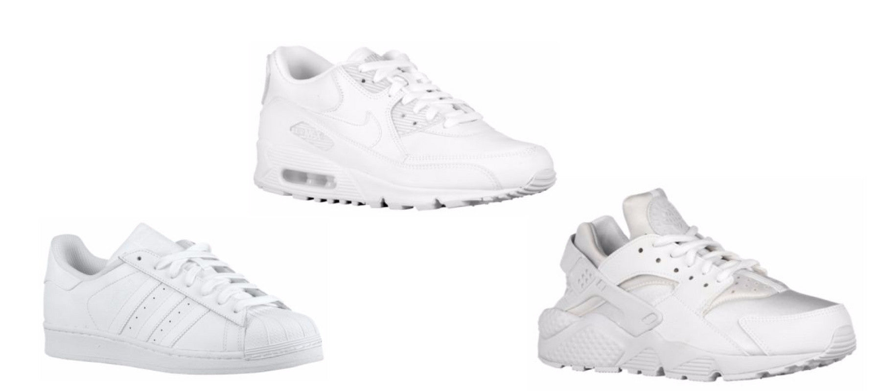 Keeping Your White Sneakers White