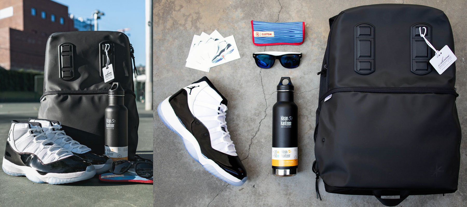 BackToKlass Jordan 11 Prize Pack Summer Giveaway