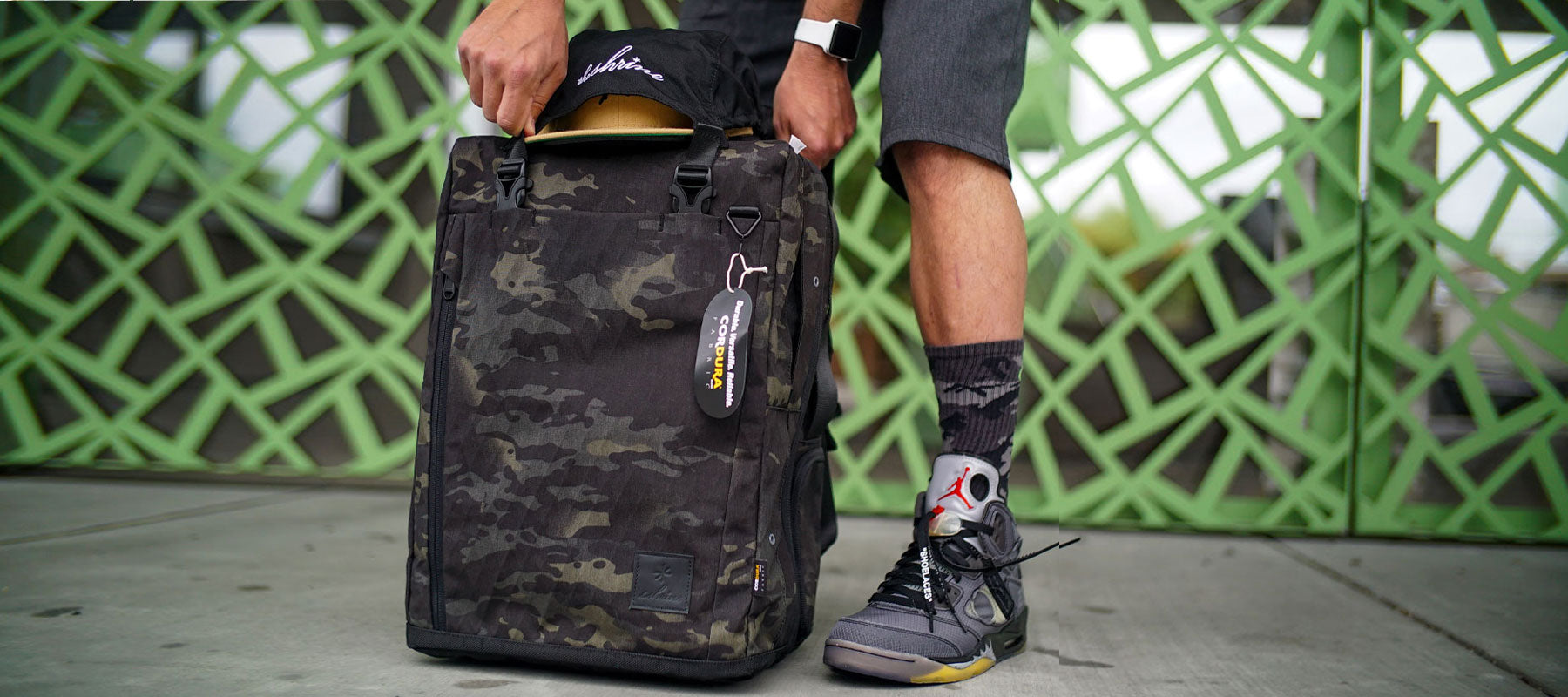 ADVprojktz: X-pac™ X50 MULTICAM® CORDURA® Weekender Backpack