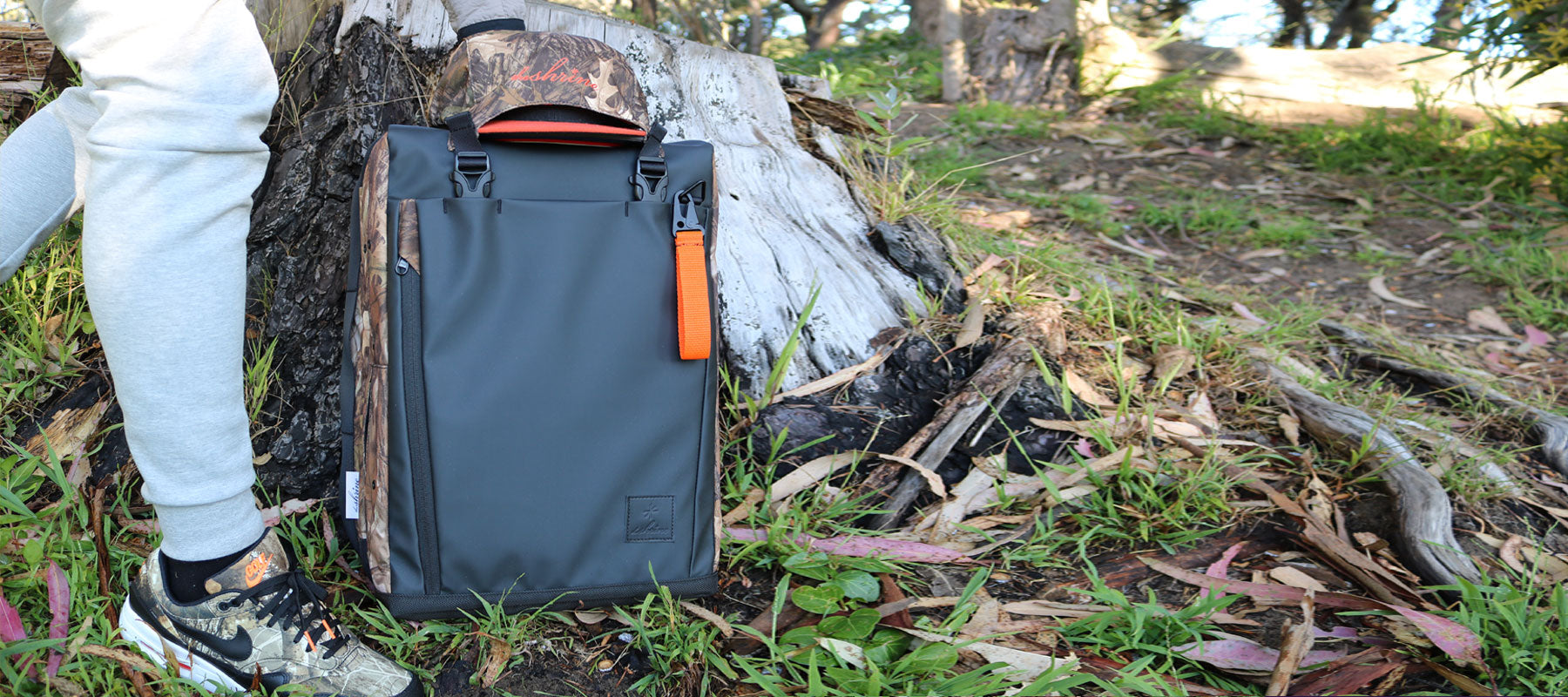 QuickStrike: Hunting Camo Weekender Backpack launch
