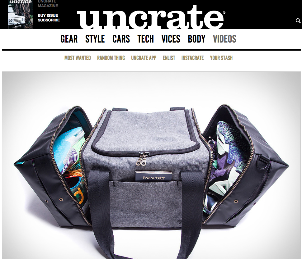 As Seen in: Uncrate com - The Shrine