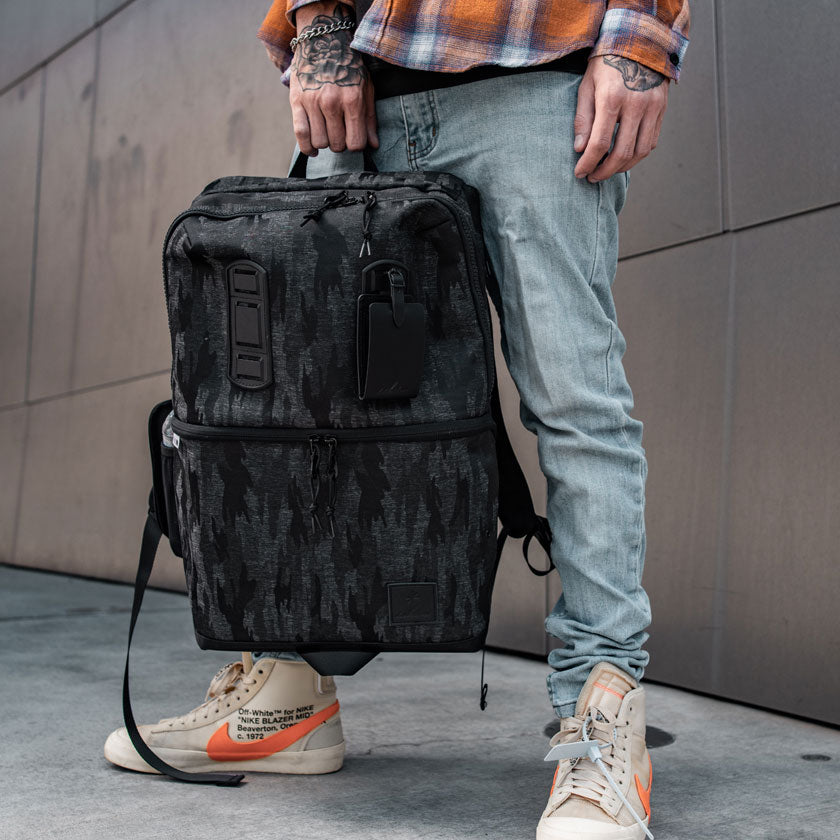 7350875b9e The Shrine   Premium Travel Luggage for your Sneakers