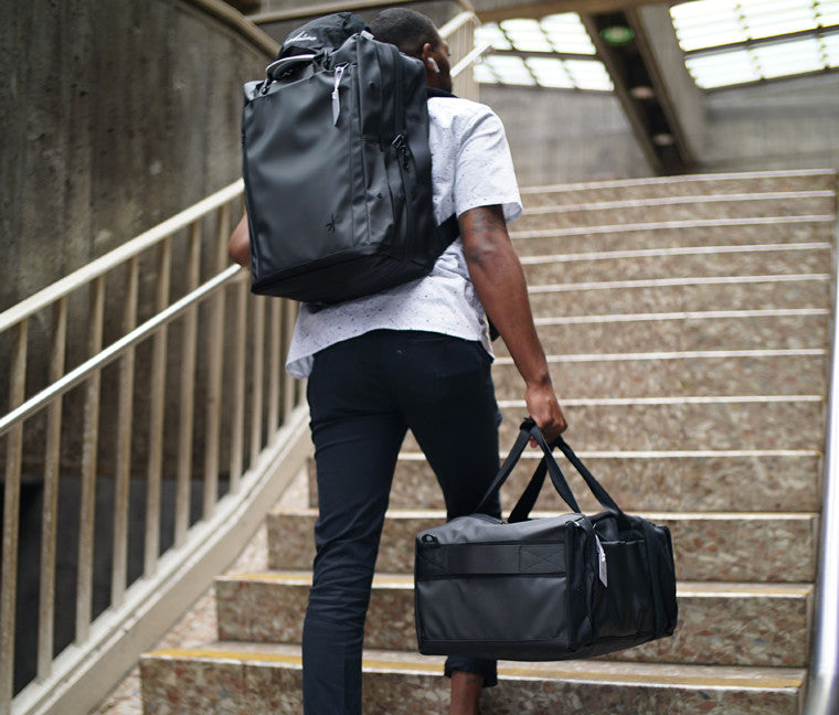 a1baf6dcfd Be sure to pick up our matching Triple Black Weekender Backpack or Sneaker  Daypack.