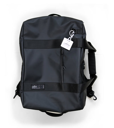 Shrine Sneaker Grailz Backpack/Duffle Bag - Triple Black V3