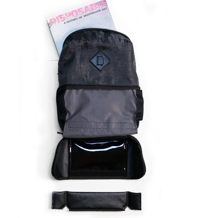 Shrine Sneaker Kids Daypack - Black Camo