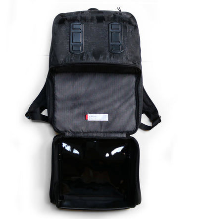Shrine Sneaker Daypack - Black Camo
