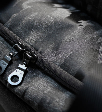 Shrine Sneaker Duffle Bag - Black Camo