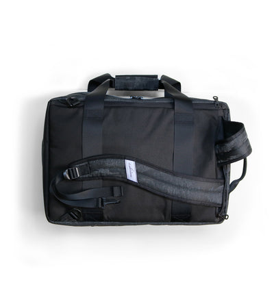 Shrine Sneaker Grailz Backpack/Duffle Bag - Black Camo
