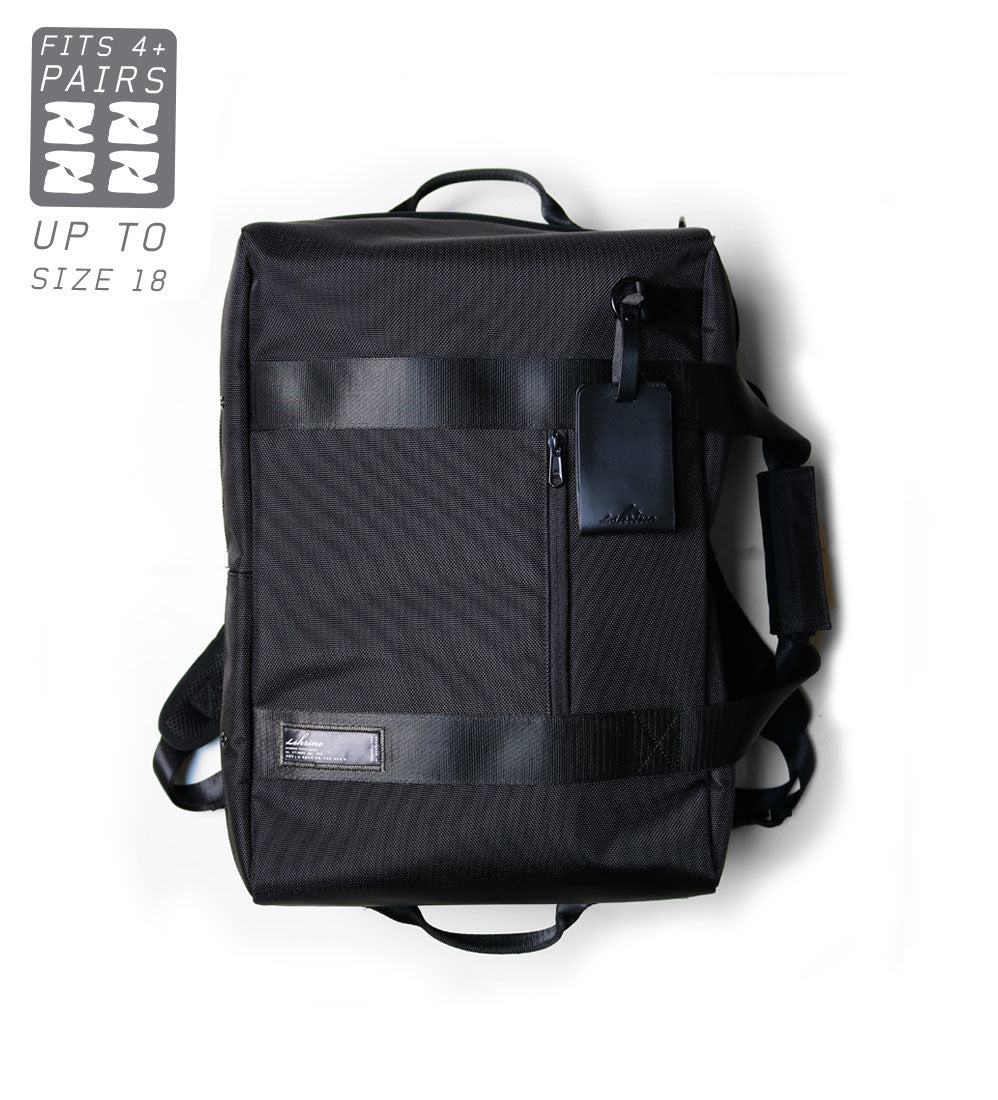 Shrine Sneaker Grailz Backpack/Duffle Bag - Ballistic