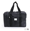 Shrine Sneaker Overnight Duffel - Diamond Press Black/Teal *Less than 3 in stock*