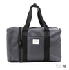 Shrine Sneaker Overnight Duffel - Diamond Press Cement Grey - Only 3 left in stock