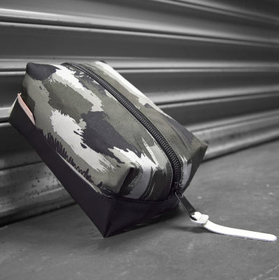 Shrine Toiletry Bag - Olive Camo (PreGame Series)