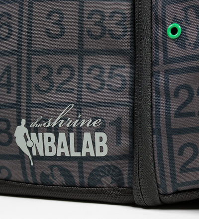 NBALAB x The Shrine Co Duffle Bag - Celtics