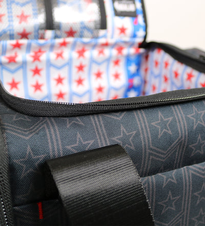 NBALAB x The Shrine Co Duffle Bag - 76ers