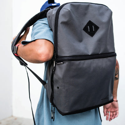 Shrine Sneaker Daypack - Diamond Press Cement Grey