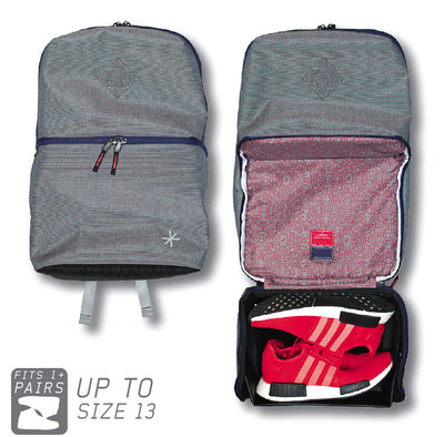 Shrine Sneaker Daypack - Duality *BACKORDERED*