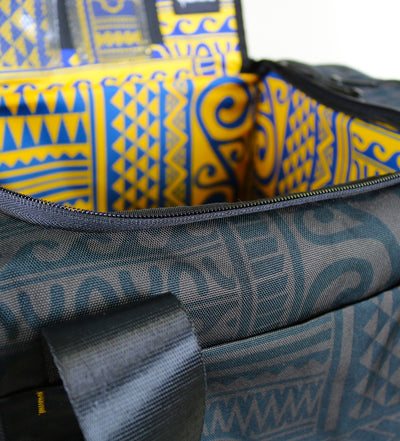NBALAB x The Shrine Co Duffle Bag - Golden State Warriors