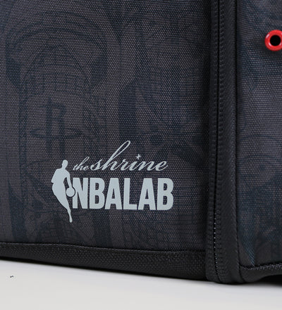 NBALAB x The Shrine Co Duffle Bag - Houston Rockets