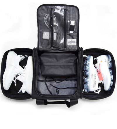 Shrine Sneaker Duffle Bag - Triple Black