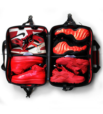 Shrine Sneaker Grailz Backpack/Duffle Bag - CNY edition