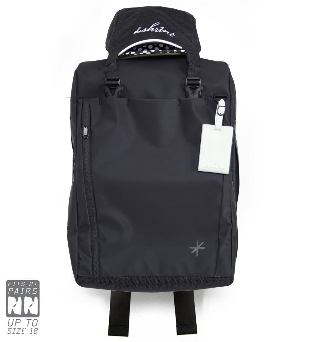 3eeedbfadcd12f The Shrine   Premium Travel Luggage for your Sneakers