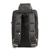 Shrine Weekender Sneaker Backpack - Black