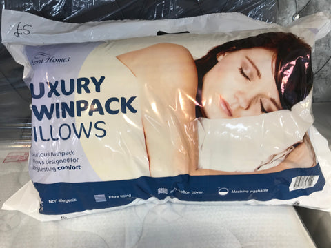 Pillow twin pack
